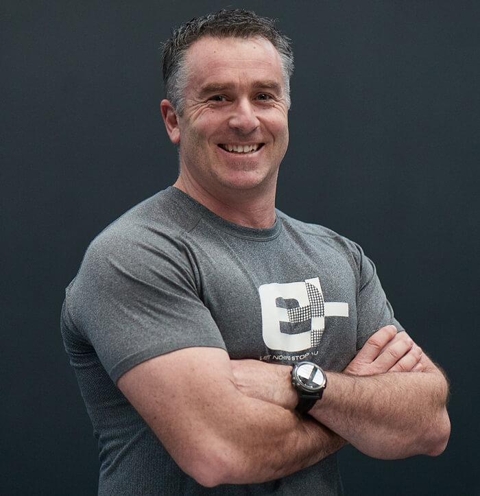 Aidan Mahony Personal Trainer