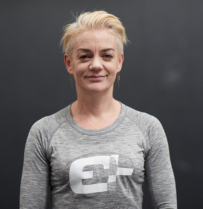 Jody Plummer - Personal Trainer